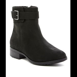 Cole Haan Hastings Waterproof Booties Black